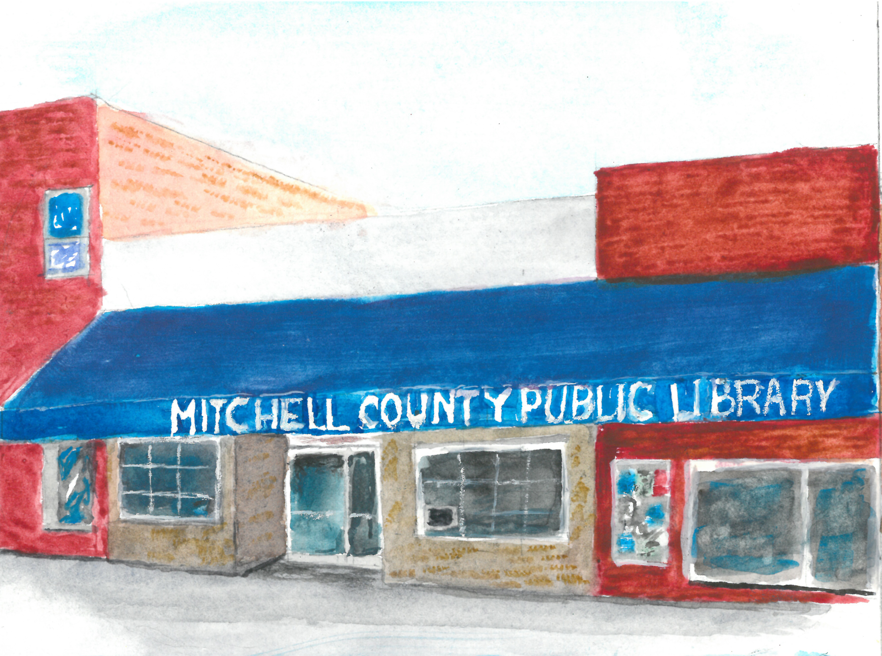 Got Wiggles Story Time @ Mitchell County Public Library