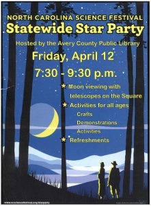 Statewide Star Party @ the Square in Newland