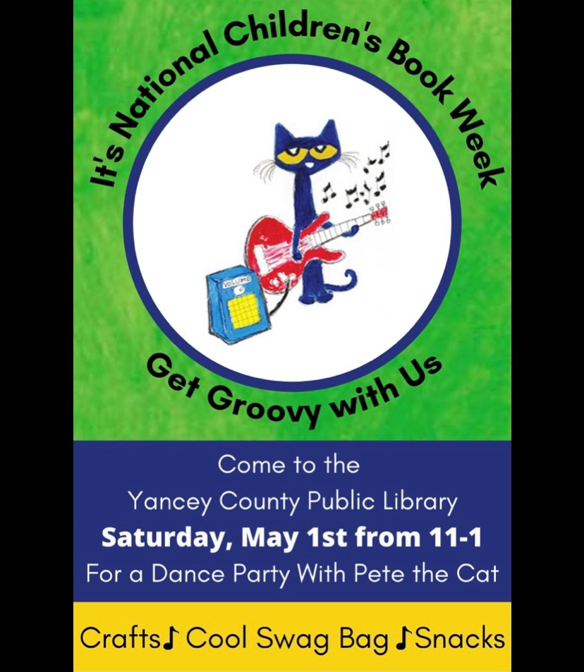 Dance Party with Pete the Cat!