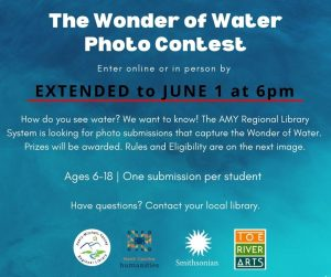 The Wonder of Water Photo Contest