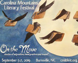 Carolina Mountains Literary Festival @ Burnsville Town Center