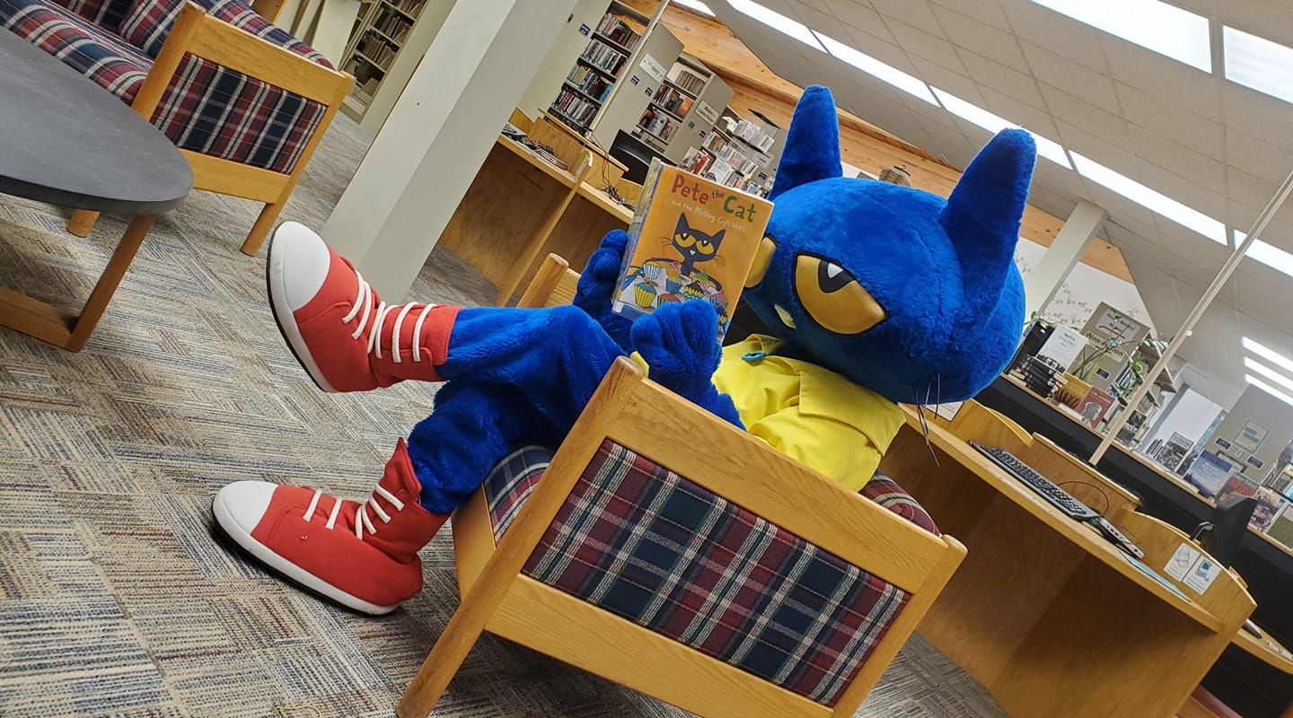 Where is Pete the Cat going next?